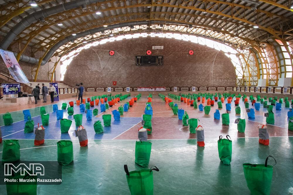 بازارهای روز کوثر اصفهان به رزمایش همدلی و کمک مومنانه پیوست