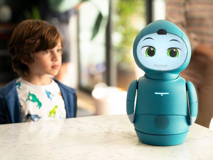 افزایش یادگیری کودکان با روبات پرستار