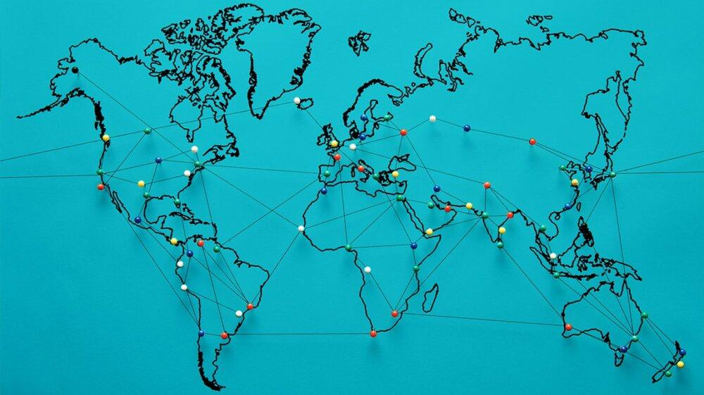 """تاثیرات """"قرنطینه جهانی"""" بر کشورهای مختلف"""