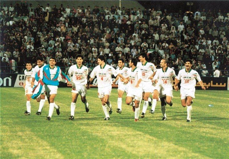 قصه فوتبال ایران نوشته میشود
