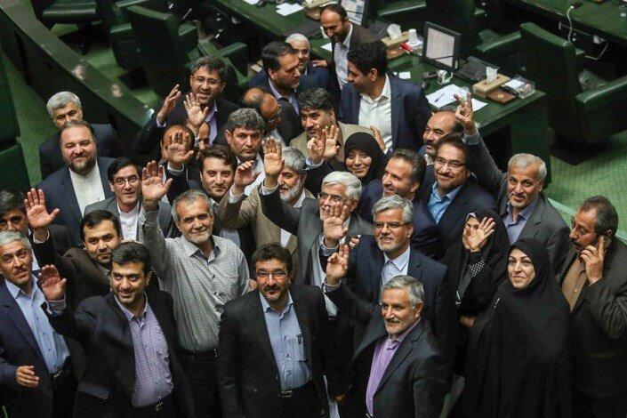 حضور میرسلیم در جلسه وزرای احمدی نژاد