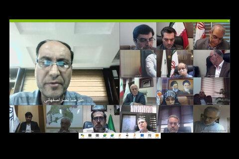 برگزاری جلسه مشترک میان شورای عالی استانها و روسای شوراهای کلانشهرها