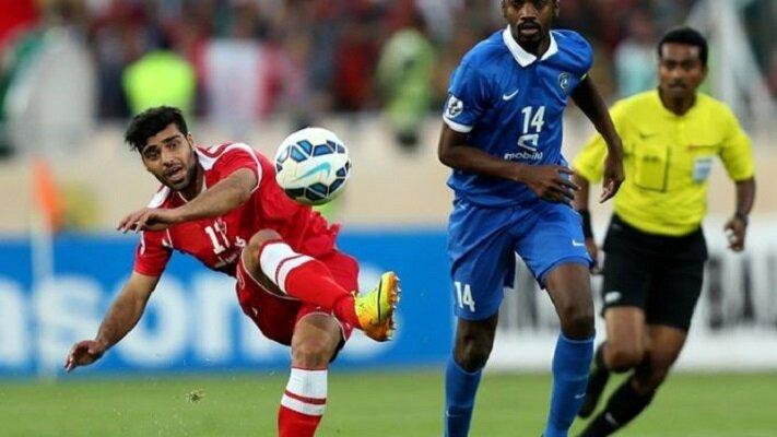 آخرین حضور عربستانیها در ایران/ پرسپولیس ۱ -۰ الهلال لیگ قهرمانان آسیا ۲۰۱۵ + فیلم بازی