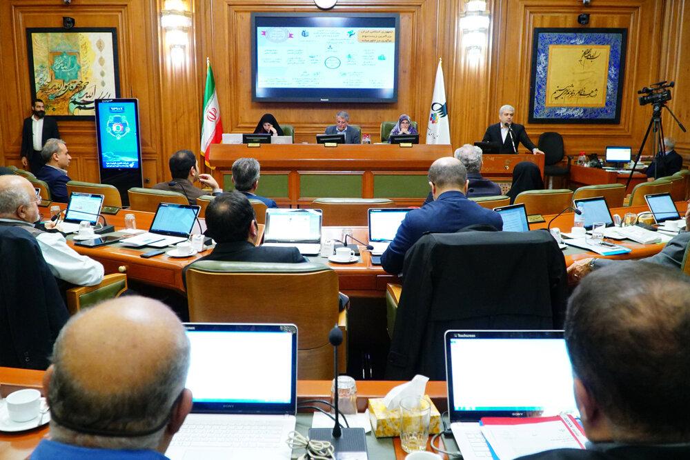 لایحه بازنگری و اصلاح ساختار سازمانی شهرداری تهران روی میز شورا