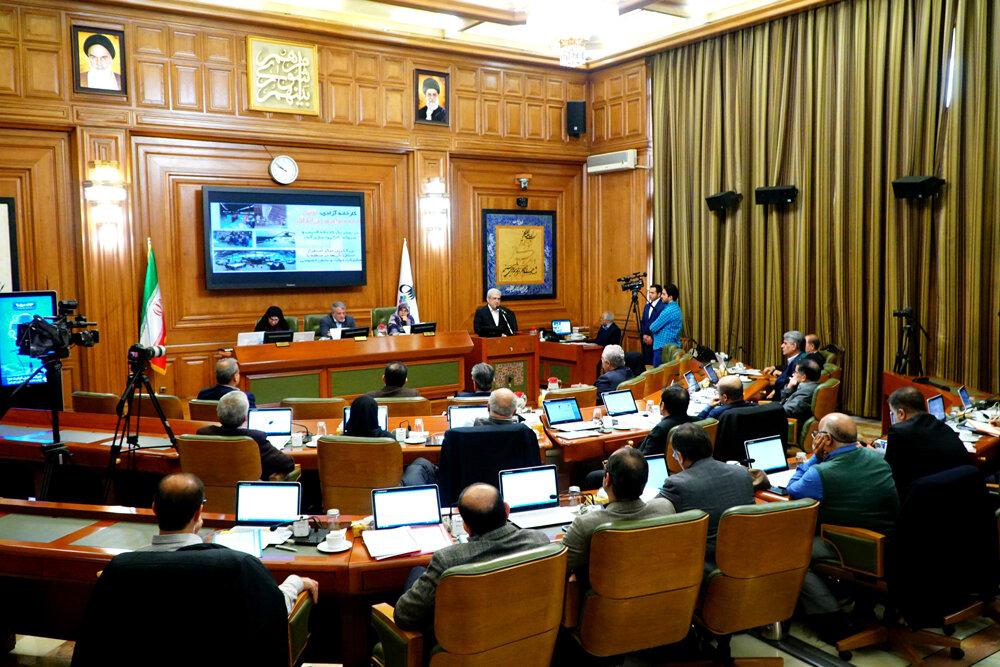 بررسی ۱۱ پرونده باغ در شورای شهر تهران