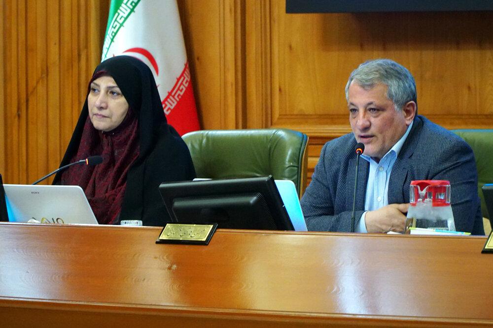 بررسی چند پلاک ثبتی در نخستین جلسه ترکیبی شورای شهر تهران