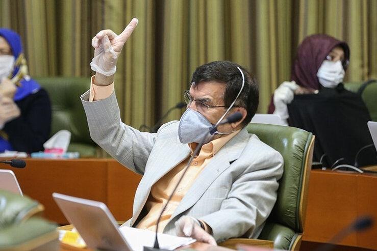 نمیتوان با مدیریت نشسته تهران را مدیریت کرد