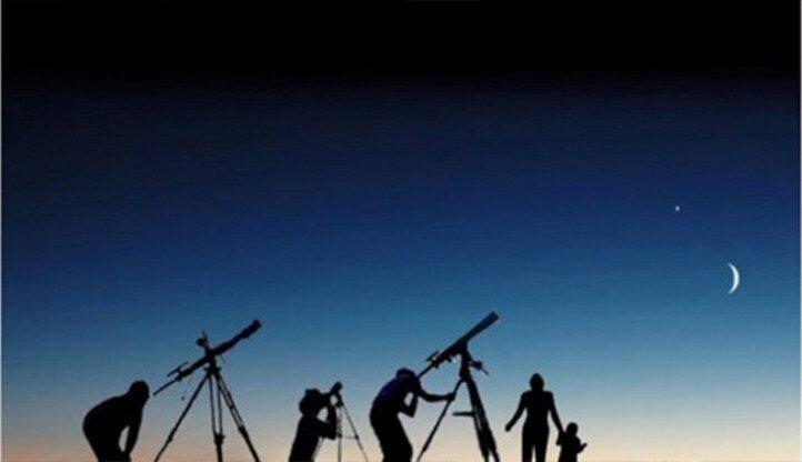 امکان رویت هلال ماه شوال در مناطق جنوبی اصفهان