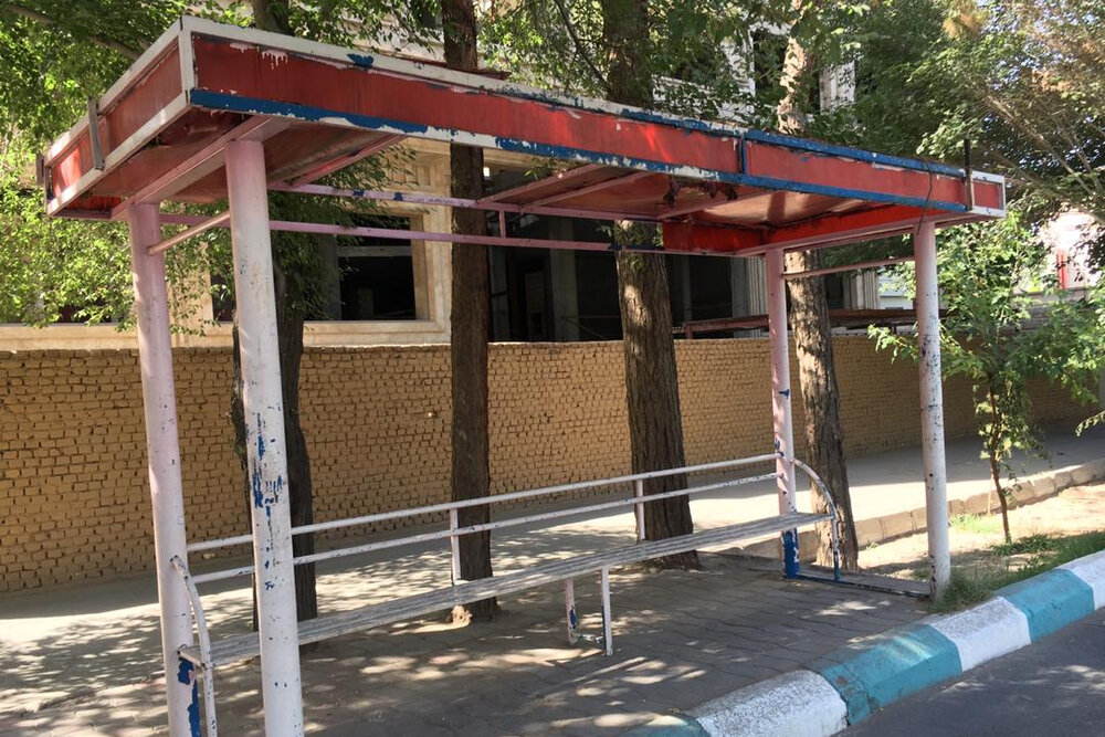 احداث ۲۵۰ جایگاه اتوبوس با طراحی جدید در کرمان