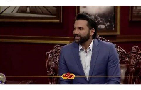 علیرضا نیکبخت مهمان مهران مدیری در برنامه «دورهمی»
