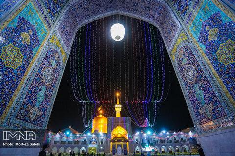 بازگشایی حرم مطهر رضوی + فیلم