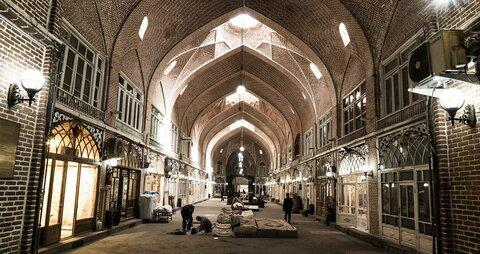 Timcheh Mozaffariyeh; Jewel of Tabriz Grand Bazaar