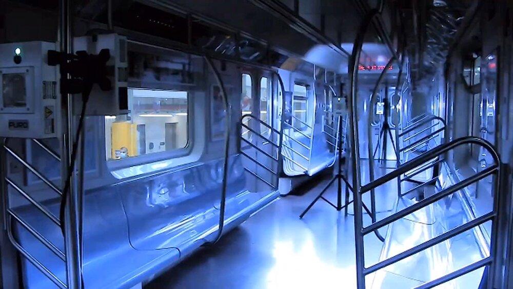تابش فرابنفش برای نابودی کووید -۱۹ در سیستم حمل و نقل