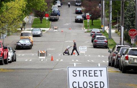 طراحی خیابانها در پاندمی کرونا