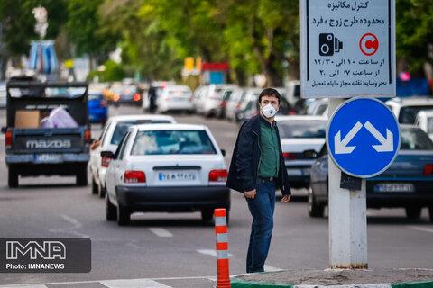 اجرای طرحهای ترافیکی در منطقه یک کلانشهر تبریز