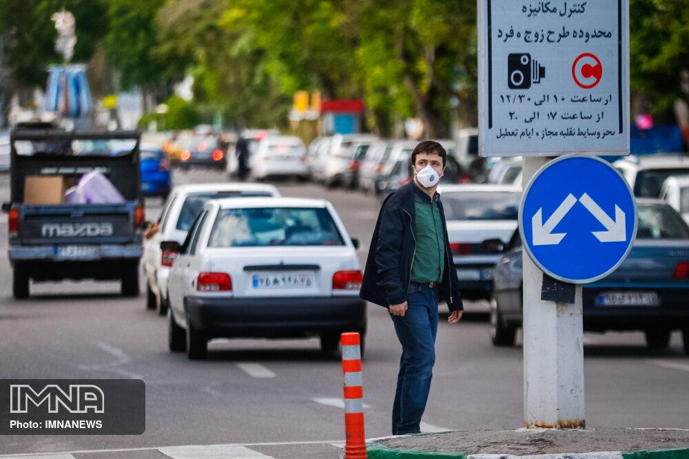 آخرین رنگ بندی شهرستانهای قزوین در مقابله با کرونا + جزئیات