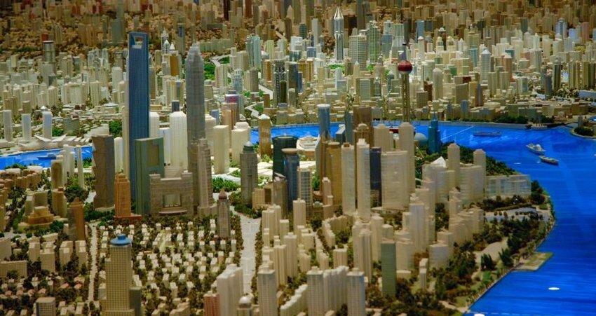 ایدههای بزرگ برای شهرسازی نوین
