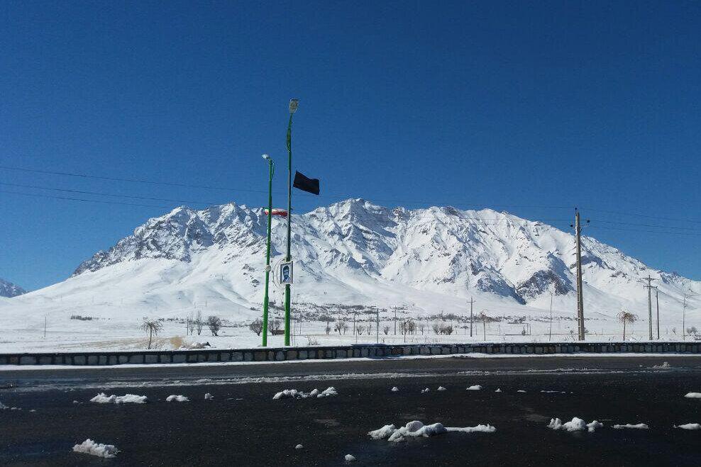 فاز نخست پارک ساحلی شهر برف انبار به پایان رسید
