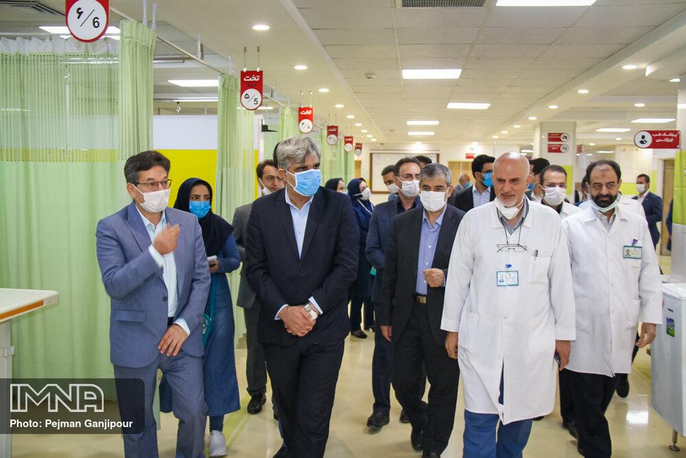 سفر مدیرعامل سازمان تامین اجتماعی کشور به اصفهان
