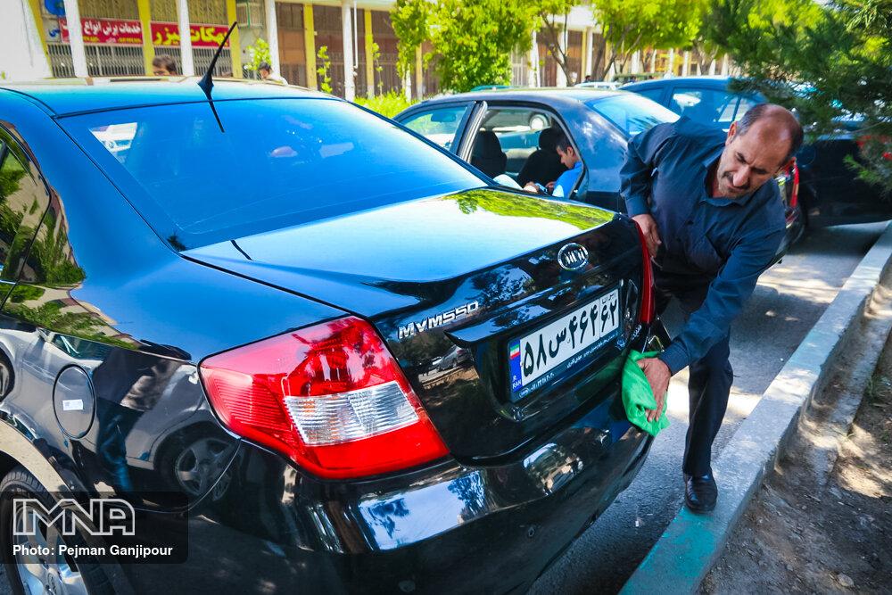 جمعه بازار خودرو اصفهان