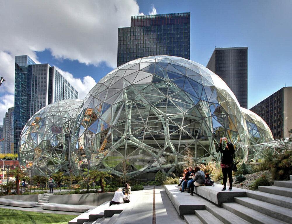 معماری بیوفیلیک؛ نیاز آرمانشهرهای ماشینی