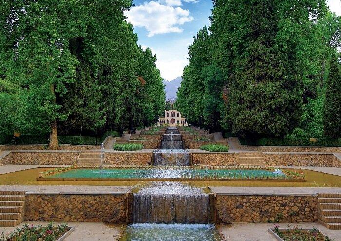 باغ شاهزاده ماهان تعطیل شد