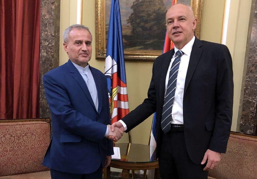 ایران و صربستان همکاریهای شهری را گسترش میدهند