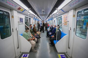 دسترسی دو محله قدیمی به مترو فراهم شد