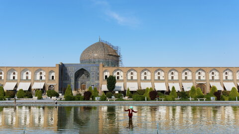 Naqsh-e Jahan on adventure lover's bucket list
