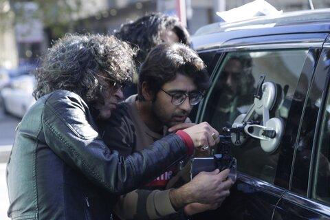"Touraj Aslani's third film ""Landless"" in final technical stage"