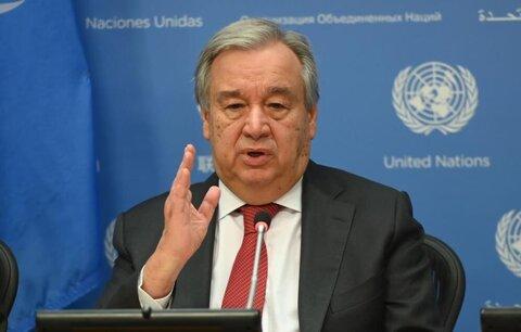 گوترش: ۳۰ درصد از برنامههای امداد سازمان ملل در یمن سال آینده متوقف میشود