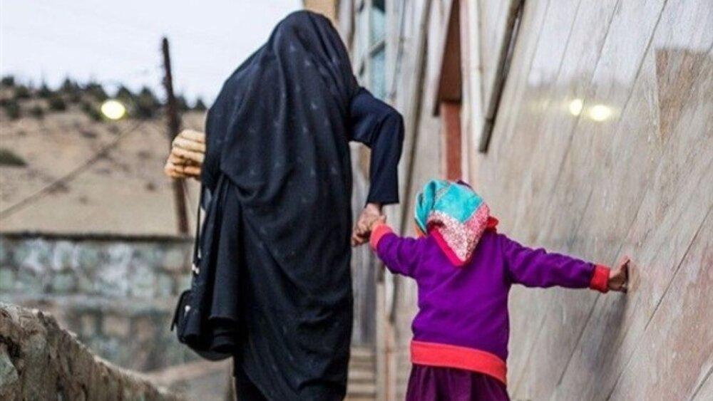 ۷۰ درصد زنان با فوت ناگهانی همسر، سرپرست خانوار شدهاند