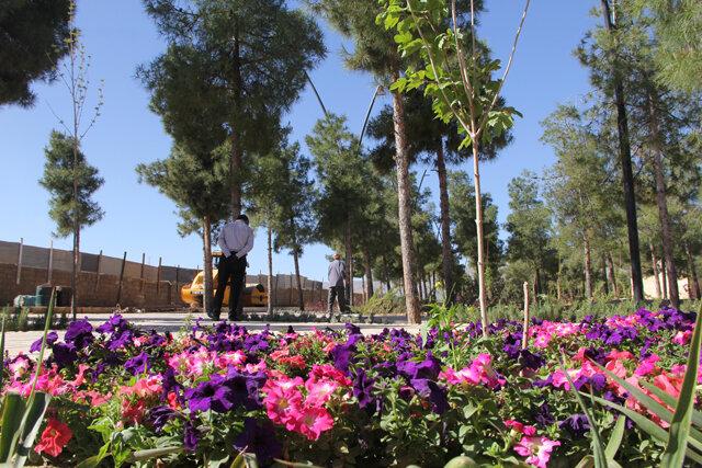 افتتاح ۵ پروژه عمرانی در شهرستان آبدان