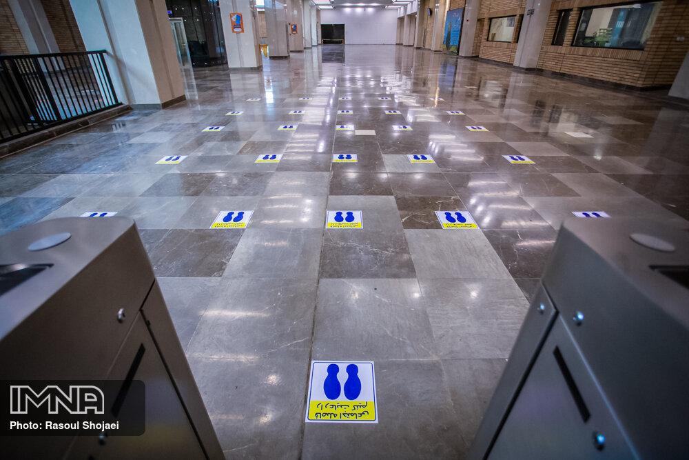 آمادگی متروی اصفهان برای واگذاری فضای تجاری ایستگاهها به سرمایه گذاران