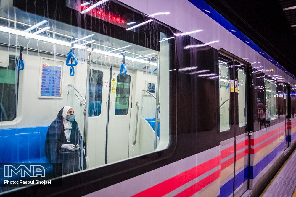 استفاده از تجهیرات پیشرفته در سیستم تهویه خط دو مترو اصفهان
