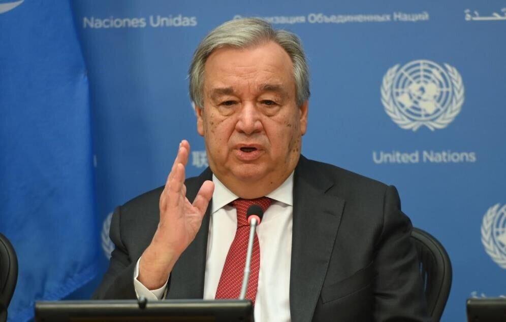 سازمان ملل درباره ادعای آمریکا مبنی بر بازگشت تحریمها اقدام نمیکند