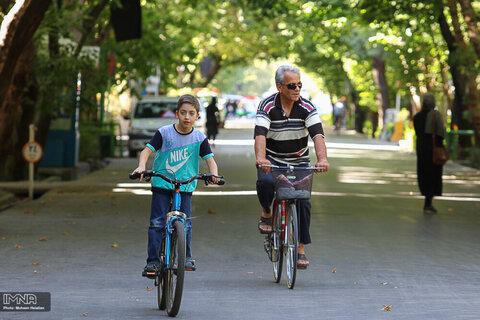 ۳۵۰ کیلومتر مسیر ویژه دوچرخه در قم احداث میشود
