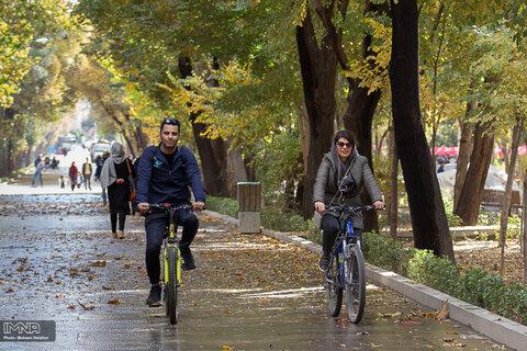 اصفهان باید برای دوچرخهسواران امن باشد