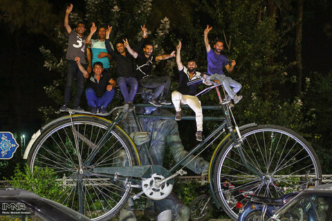 Boom time for bikes in Isfahan