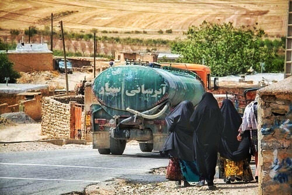 ۲۷۰ روستای استان اصفهان با تانکر آبرسانی میشود