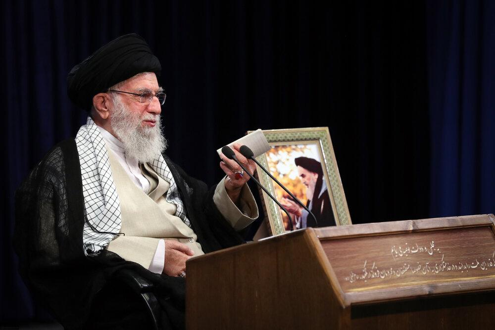 رهبر انقلاب درگذشت حاج علی شمقدری را تسلیت گفتند