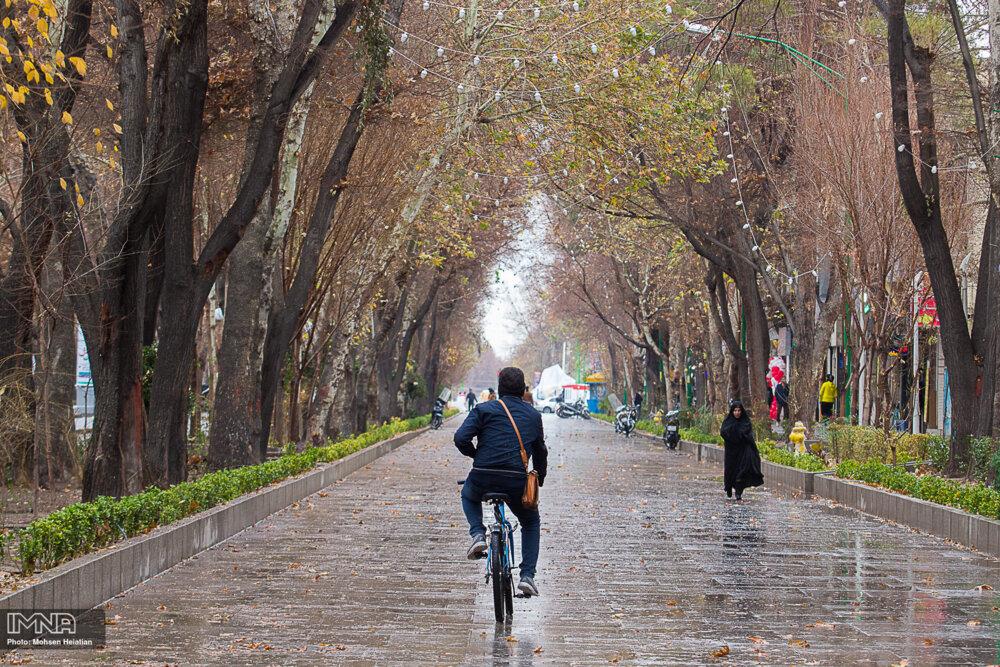 تحول ۷۷۷ کیلومتری در شهر اصفهان