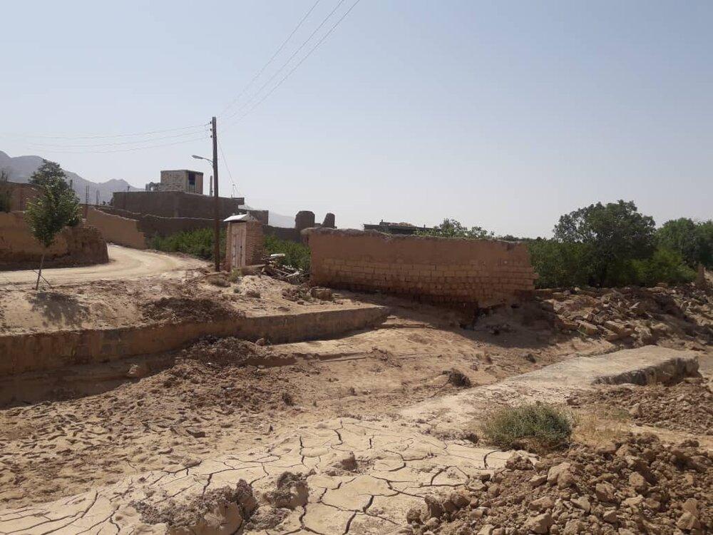 خسارت ۲۵ میلیارد ریالی سیل به تاسیسات شهری صادقآباد