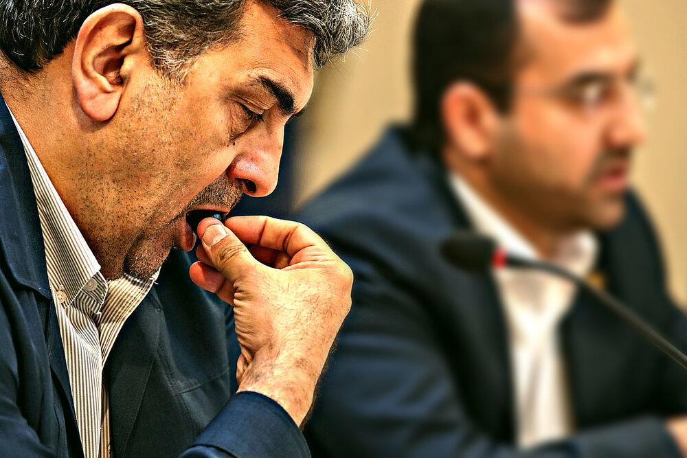 حناچی برای وقتکشی در ارسال لایحه اصلاح ساختار سازمانی تذکر گرفت