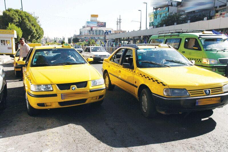 ۱۵۰۰ تاکسی در کرج به کیف پول الکترونیک تجهیز میشوند
