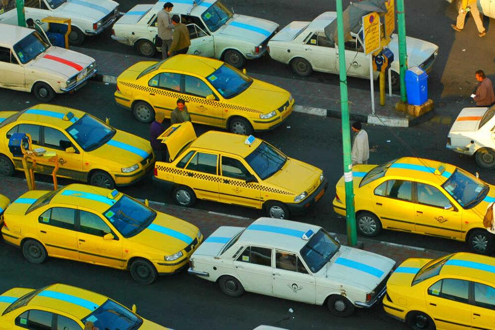 تاکسیهای مشهد رایگان گازسوز میشود
