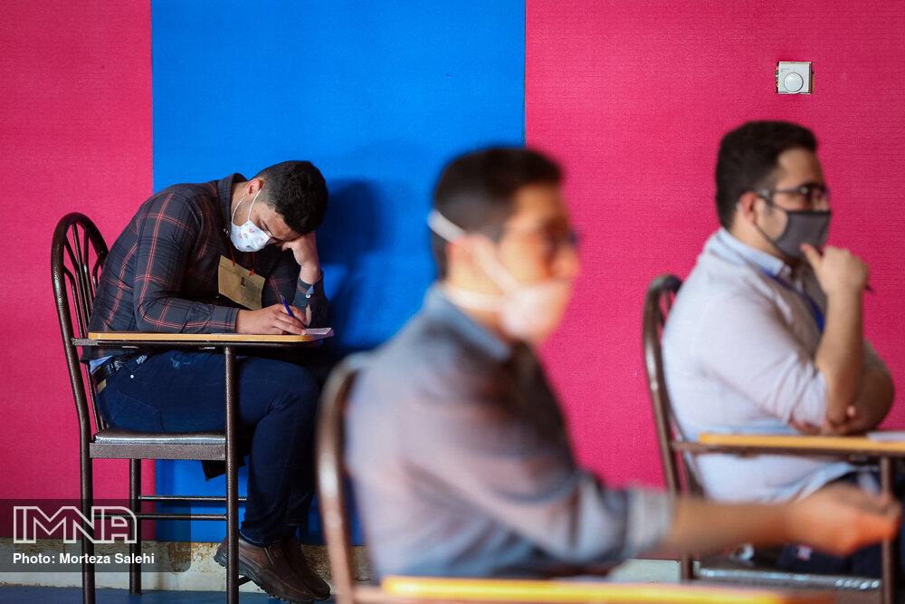 امتحانات حضوری باعث نگرانی والدین شده است