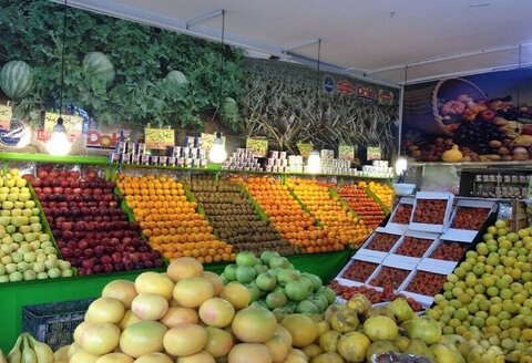 قیمت میوه و ترهبار در بازارهای کوثر امروز ۲۴ شهریورماه+ جدول
