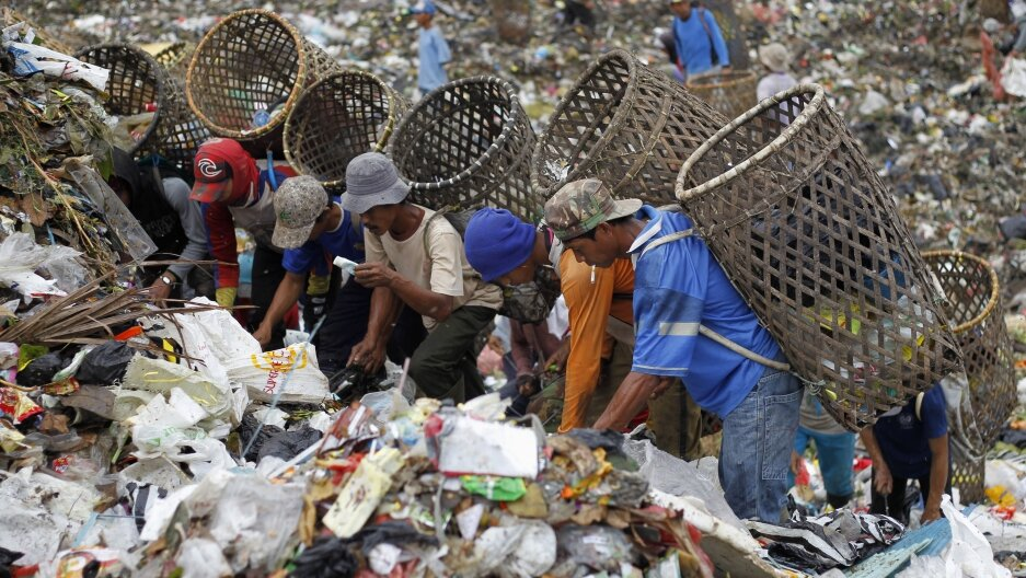 """اهداف بلندپروازانه اندونزی برای """"هدف صفر"""" مواد پلاستیکی"""
