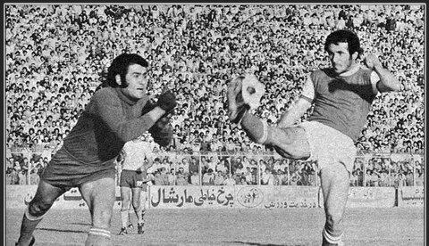 اولین قهرمانی پرسپولیس در تاریخ جام حذفی/ پرسپولیس ۱-۰ ملوان جام حذفی ۶۵-۶۶ + فیلم بازی